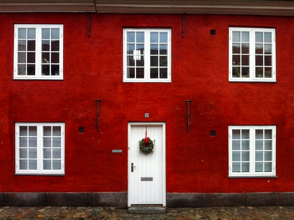 red house copenhagen