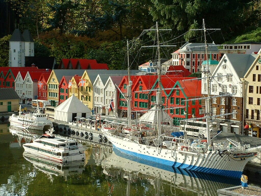 top attractions in denmark legoland
