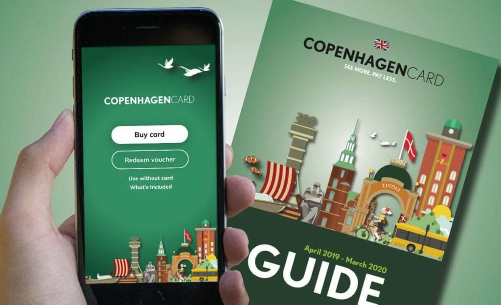 Copenhagen card price