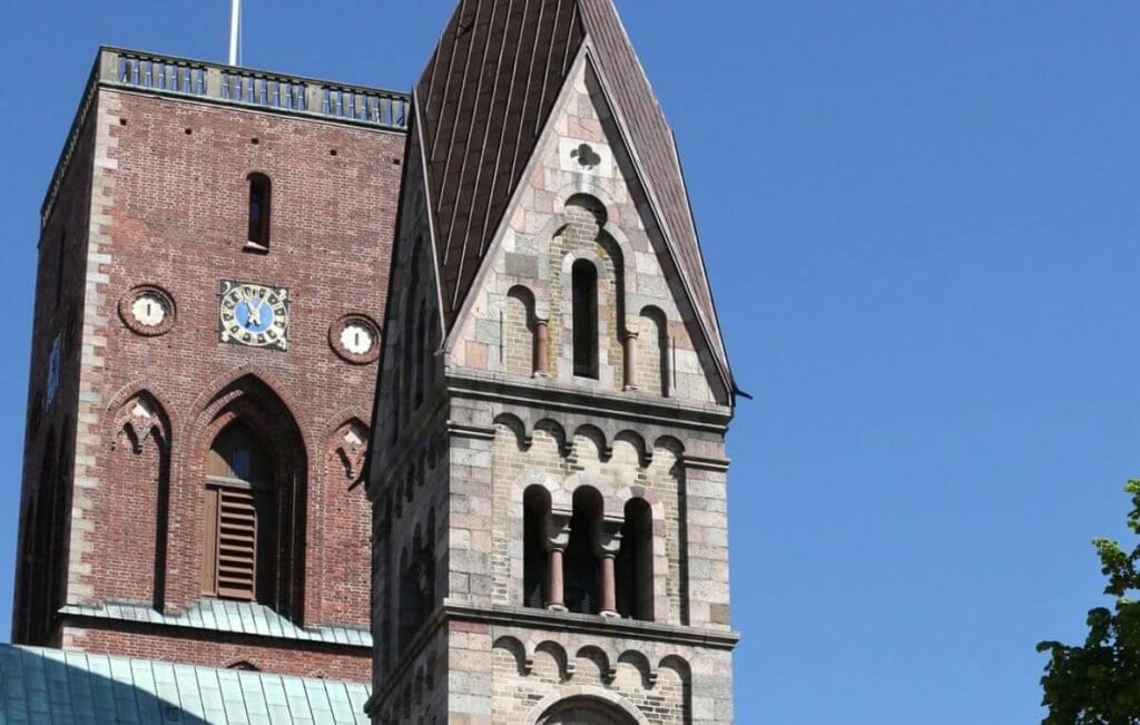 Famous Ribe Denmark attractions