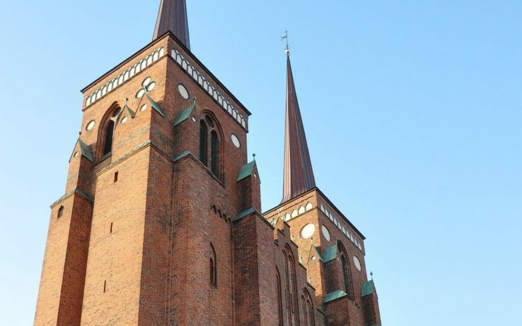 Church in Roskilde