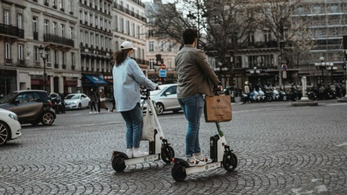 electric scooter rules denmark